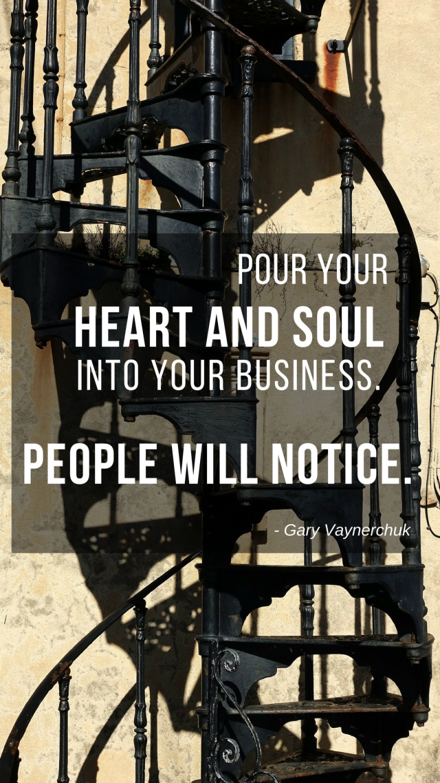 Heart and soul to destination marketing
