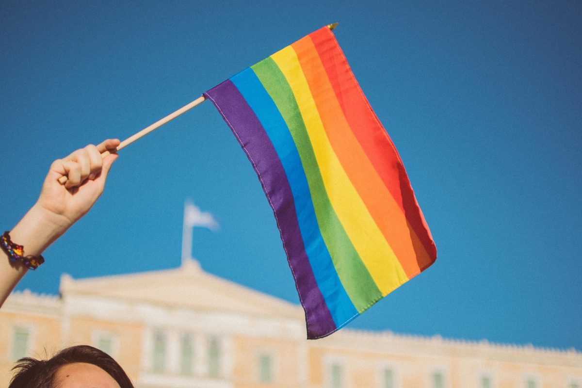 How has technology influenced the rise of LGBT tourism?